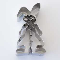 Hare Girl Cookie Cutter