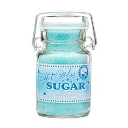 Light Blue Sanding Sugar