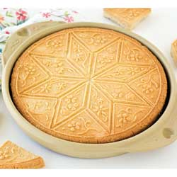 Star Flower - Shortbread Pan