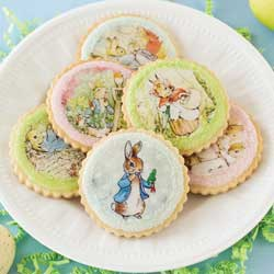 Peter Rabbit Wafer Paper