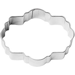 Fancy Label Cookie Cutter
