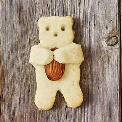 Cuddle Teddy Bear Cookie Cutter