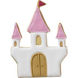 Fairytale Castle Cookie Cutter