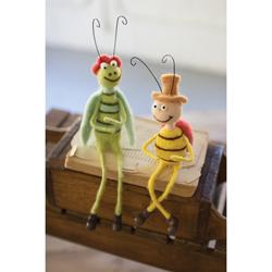 SALE!! Felt Bug Brothers Set