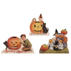 SALE!! Happy Halloween Dummy Board Set