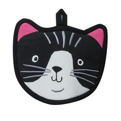 LTD QTY! Cat's Meow Potholder