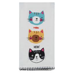 Cat's Meow Flour Sack Towel