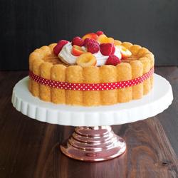 Charlotte Cake Pan - Nordic Ware