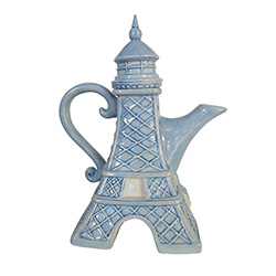 SALE!  Eiffel Tower Tea Pot