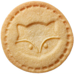 Fox Cookie Stamp