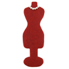 DP!  Dress Form Cookie Cutter