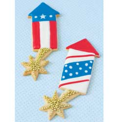 Firecracker Cookie Cutter