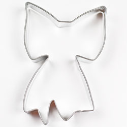 DP!  Bow Cookie Cutter