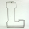 Cookie Cutter Varsity Letter L