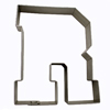 Cookie Cutter Varsity Letter R