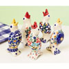 Polish Pottery Pie Bird