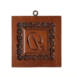 Monogram D Cookie Mold