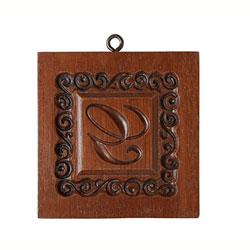 Monogram G Cookie Mold