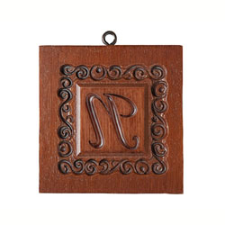 Monogram N Cookie Mold