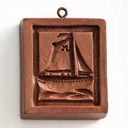 Sloop Cookie Mold