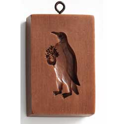 Penguin Cookie Mold