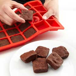 Mini Brownie Silicone Pan - Lekue