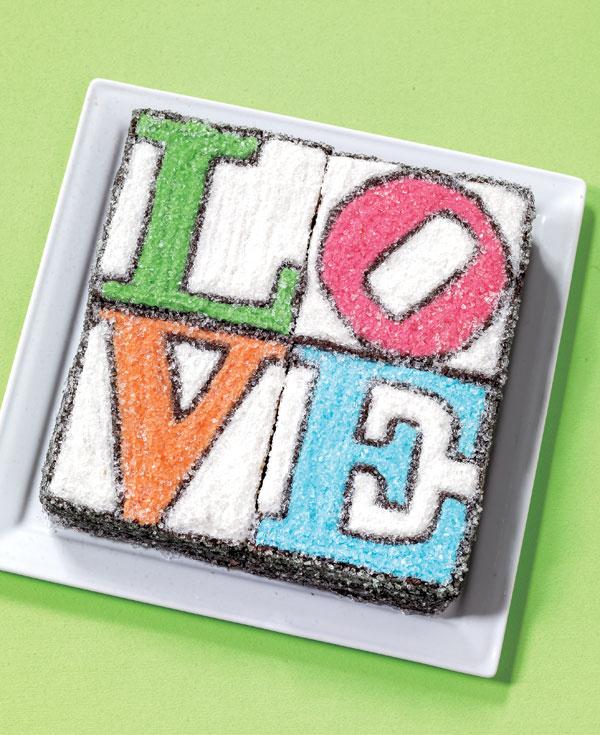 Smashed Sugar Love Cake