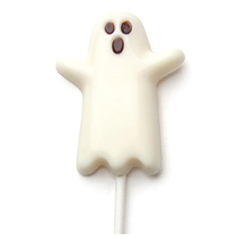 Ghost Pop Lollipop Chocolate Mold