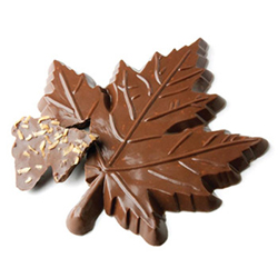 Leaf Bark Chocolate Mold