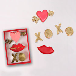 Sweet Valentine Cookie Cutter Set