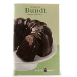 Bundt Recipe Book, Softcover