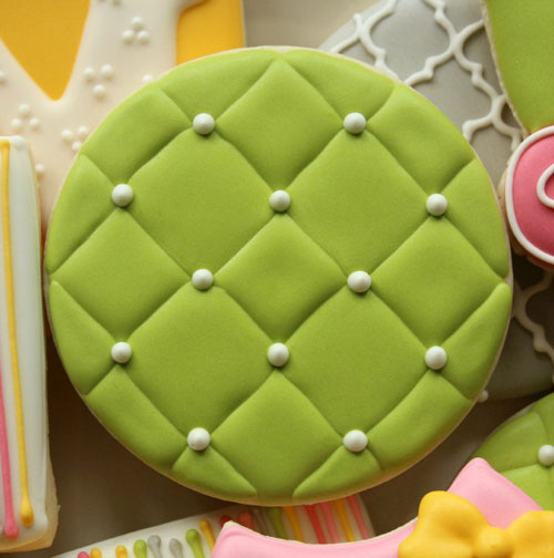 Quilted Royal Icing How-To
