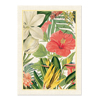 Vanilla Palm Kitchen Towel