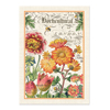 Blooms and Bees Kitchen Towel