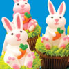 Sweet Bunnies Cupcakes How-To