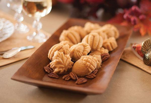 Maple Autumn Cakelets