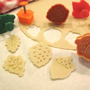 Cookie Cutters From Fancy Flours
