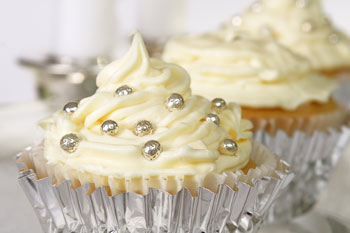 Sparkling Wine Cupcake Recipe