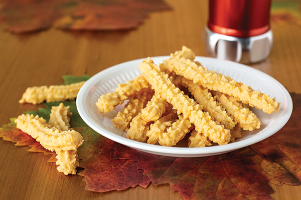 Southern Cheese Straws