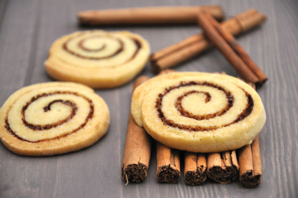 Cinnamon Bun Cookies Recipe