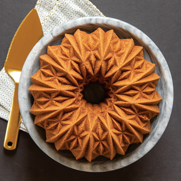 Apple Cider Bourbon Bundt® Cake