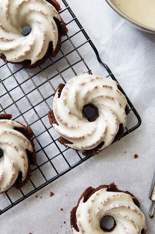 Gingerbread Bundtlettes Recipe