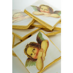 Raphael Angel Cherub Wafer Paper