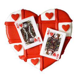 Miniature Playing Cards Wafer Paper