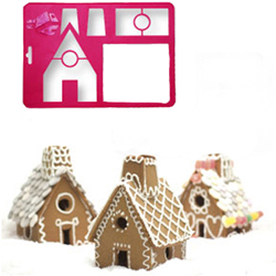 Swedish Gingerbread House Cutter