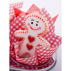 DP!  Gingerbread Boy Cookie Cutter