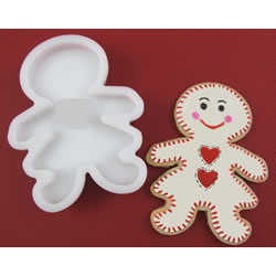 Cookie Cutter Gingerbread Girl (BG)