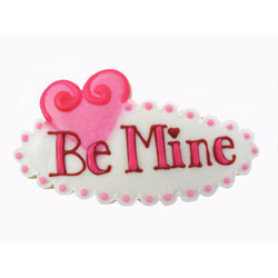 Valentine Place Card  Cookie Cutter, Hammer Song