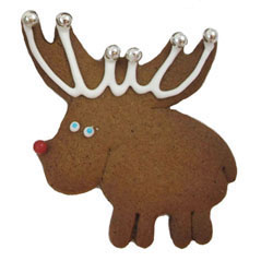 Wee Reindeer Hammer Song Cookie Cutter