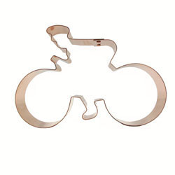 Biker Cookie Cutter